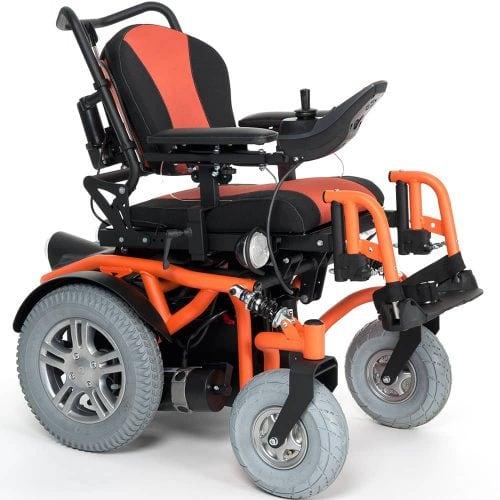 兒童電動輪椅