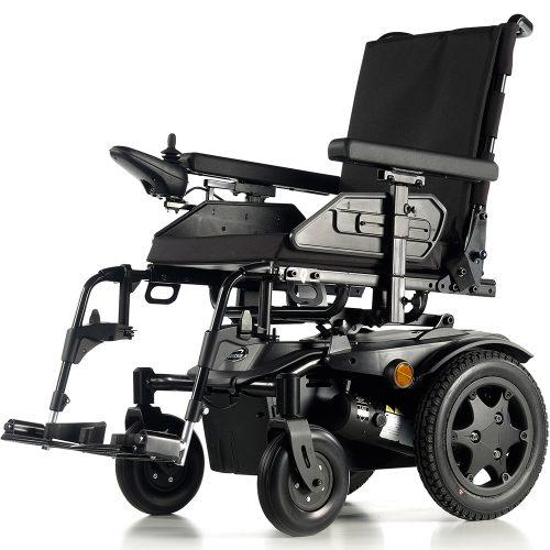 多功能電動輪椅